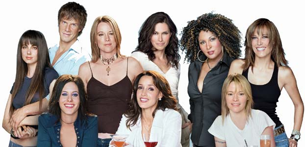 Primera Temporada de The L Word a la venta