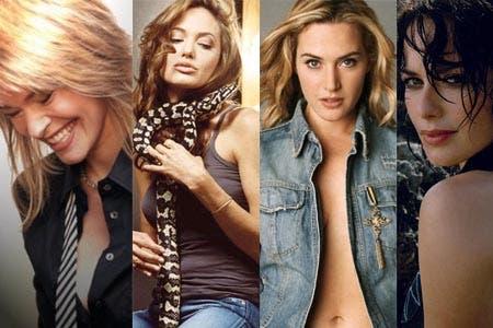 Las 100 mujeres más sexys según las usuarias de afterellen.com