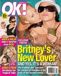 Britney Spears prueba nuestro bando