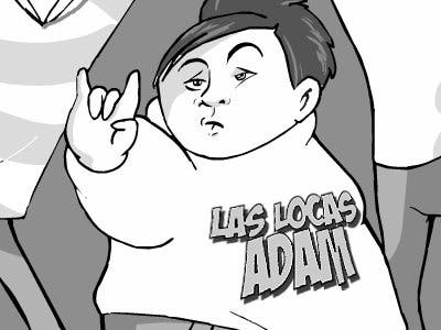 Las Locas Adam