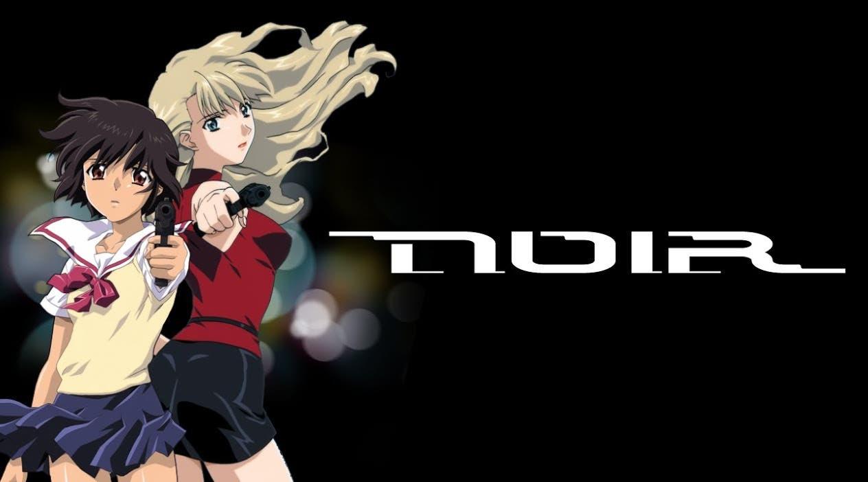 Noir Anime Yuri