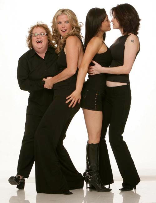 3 Way, nueva serie lesbica en camino