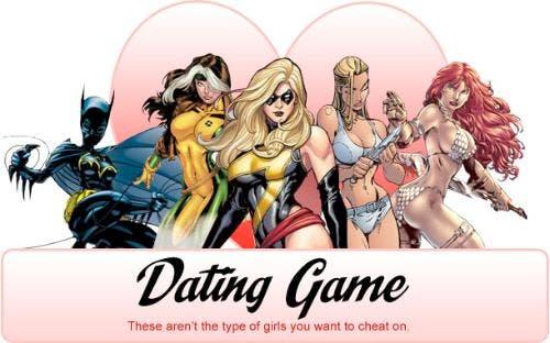 ¿Cuál super heroína deberías llevar a una cita?
