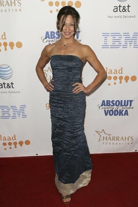 Las chicas guapas de los premios GLAAD 2008