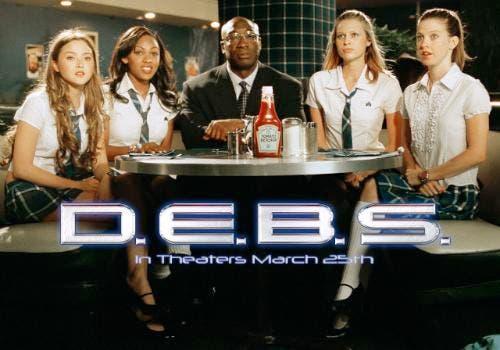 D.E.B.S. mis opiniones sobre la película