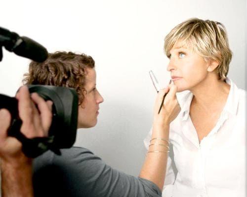 Ellen ya es una chica CoverGirl