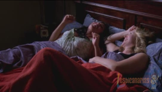 Callie y Erica pareja lésbica