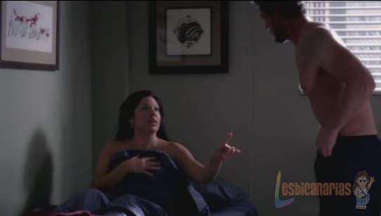 Melissa George no será bisexual en Anatomía de Grey