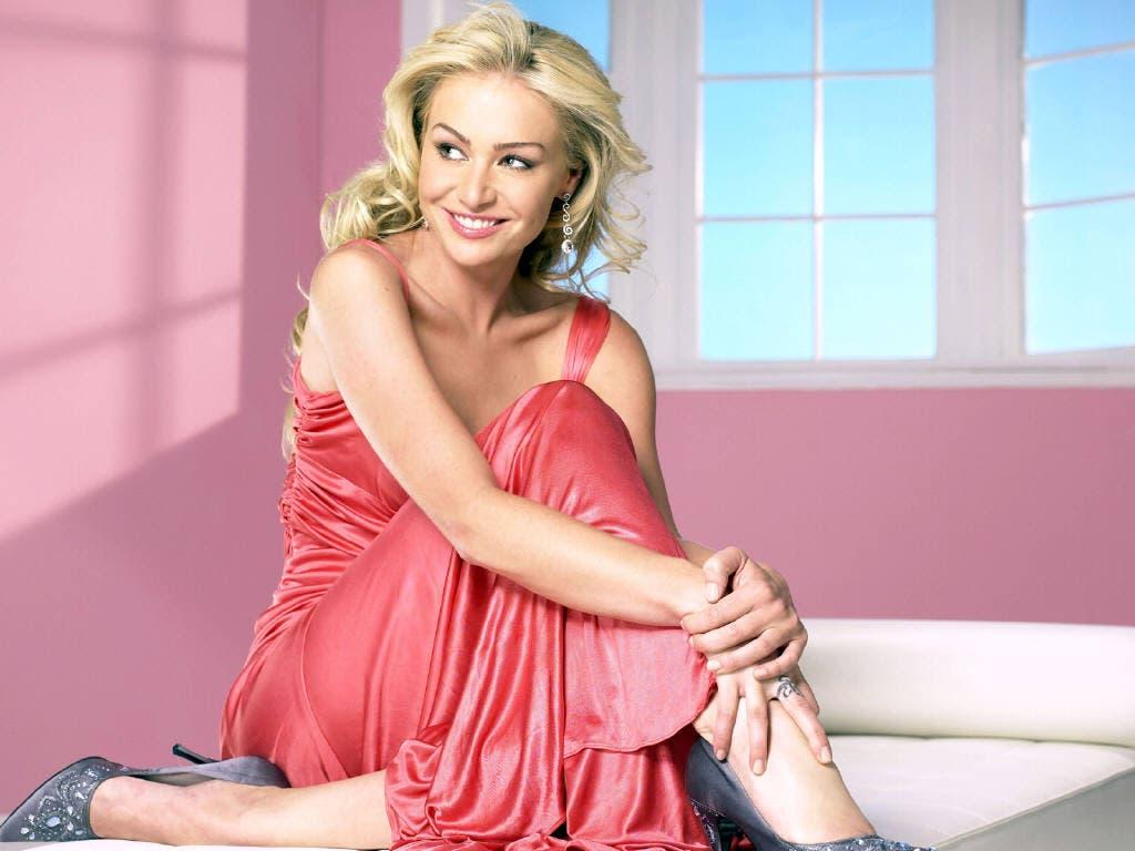 Portia de Rossi ama a su esposa