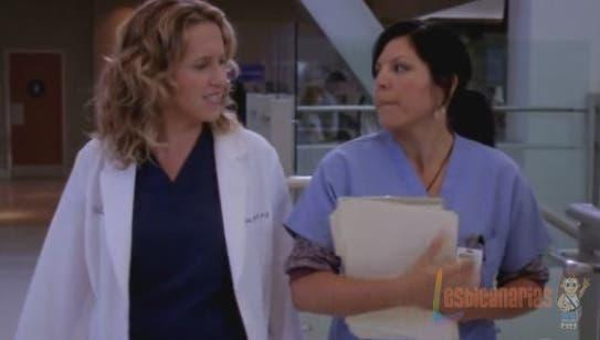 Callie y Erica