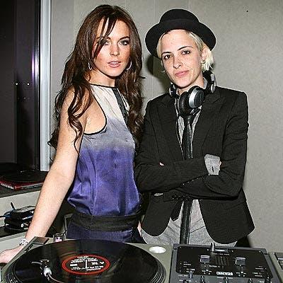 Lindsay Lohan confirma su relación con Samantha Ronson