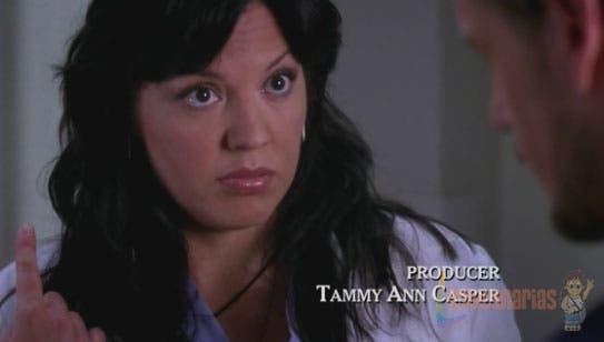 Anatomía de Grey mini resumen de episodio 5×11 Callie/Sadie