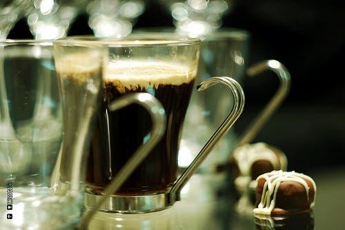 Gracias por los cafés: Enero 2009