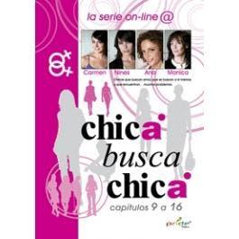 Chica busca Chica DVD y segunda temporada