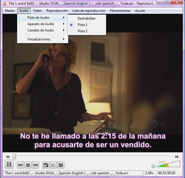 Preguntalez: ¿Por qué los episodios de L Word se oyen en Español?