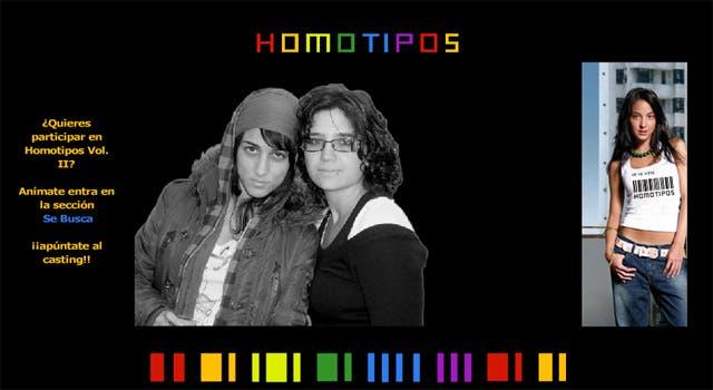 Homotipos II: ¿Y tu que clase de bollo eres?