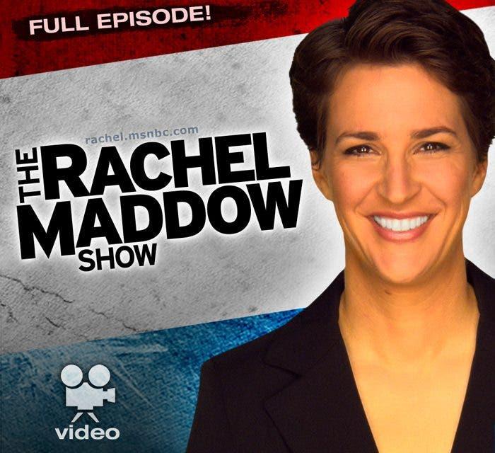 Rachel Maddow entrevistada en The View