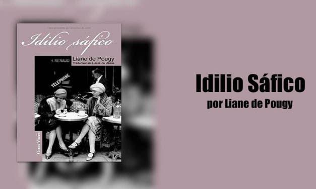 Idilio Sáfico: Mis opiniones sobre el libro