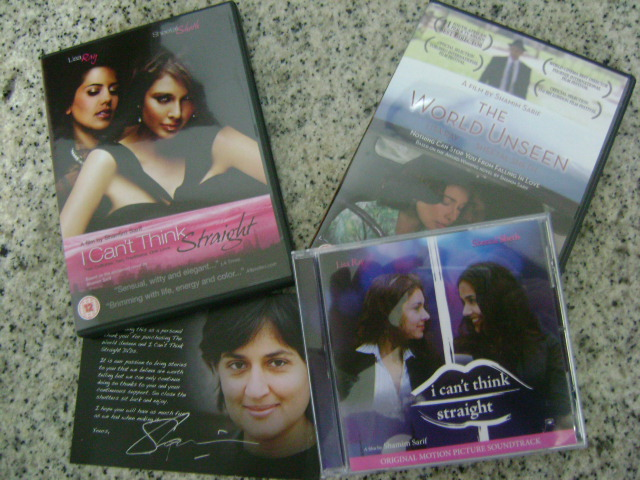 I Can´t Think Straight y The World Unseen ya en DVD