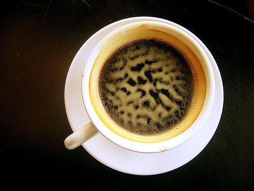 Gracias por los cafés Mayo 2009