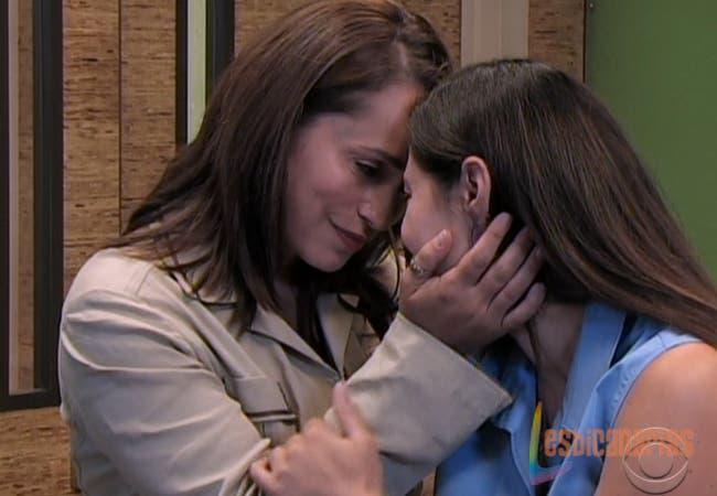 Olivia y Natalia