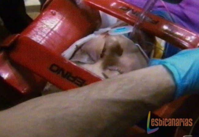 """Maca y Esther mini resumen de episodio 18×01  """"Quince Horas y Cinco Minutos"""""""