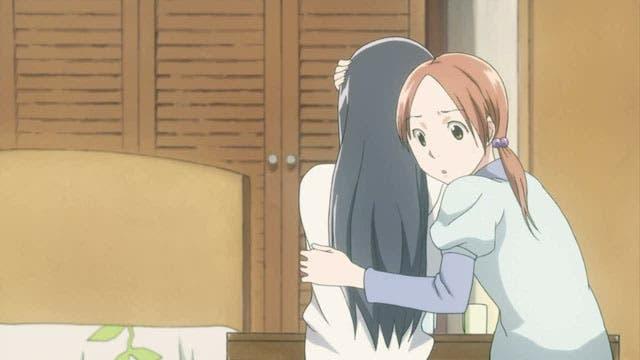 Aoi Hana: Anime Yuri