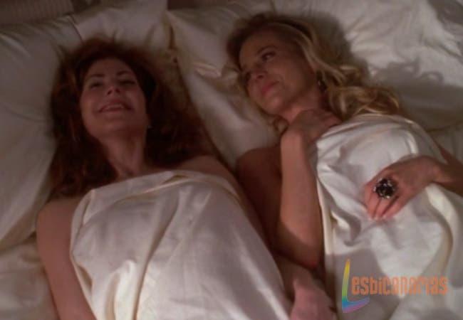 Katherine y Robin mini resumen de episodio 6×18 Mujeres Desesperadas