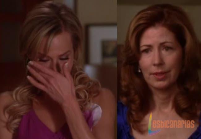 Katherine y Robin Mujeres Desesperadas