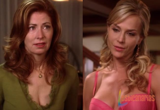 Katherine y Robine Mujeres Desesperada