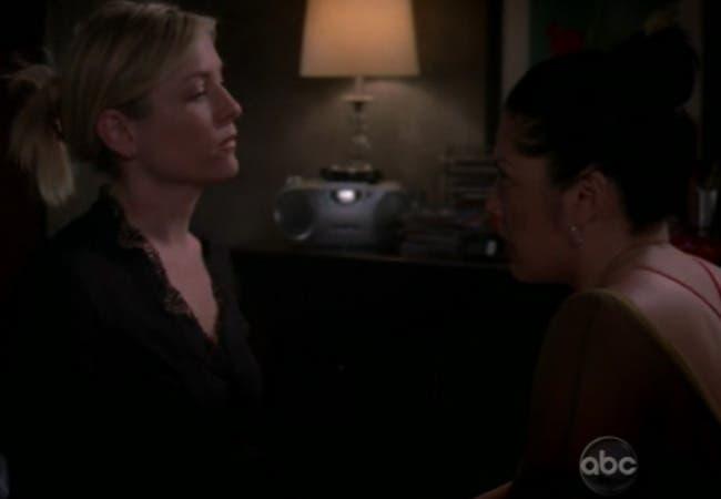 Callie y Arizona resumen de episodio 6×20 Anatomía de Grey