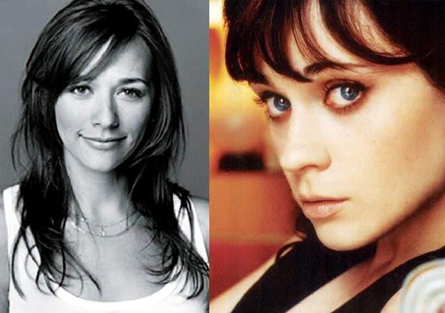 Zooey Deschanel y Rashida Jones serán pareja en su próxima película