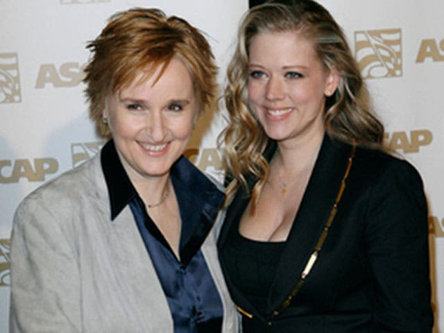 Melissa Etheridge y Tammy Lynn Michaels se divorcian