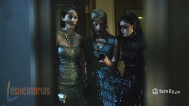 Pretty Little Liars resumen de episodio 1×07