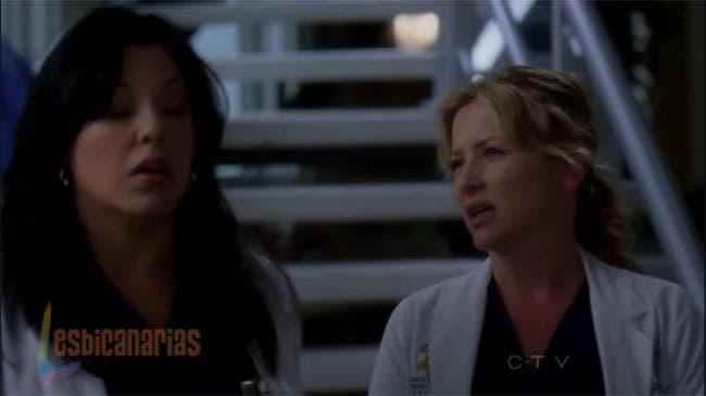Callie y Arizona resumen de episodio 7×02 Anatomía de Grey