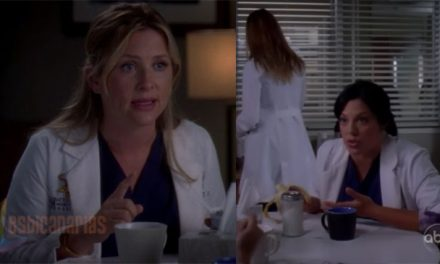 Callie y Arizona resumen de episodio 7×03