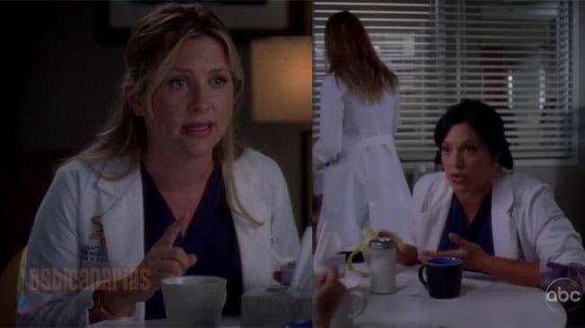 Callie y Arizona resumen de episodio 7×03