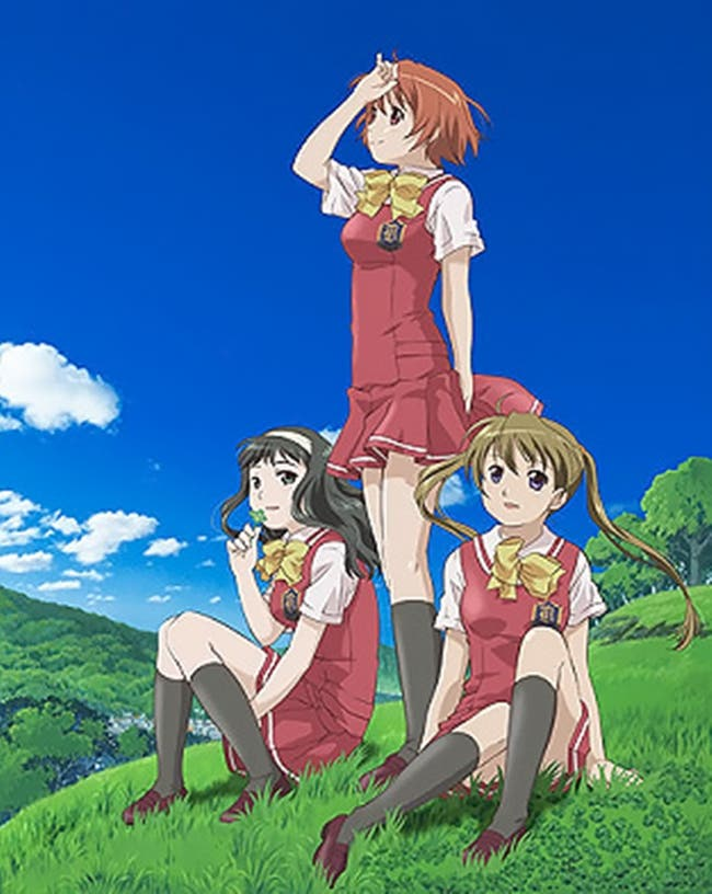Chica Kashimashi se encuentra con el episodio femenino 12