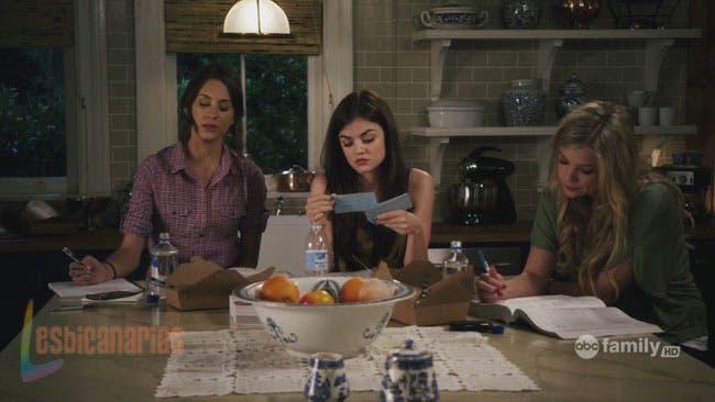 Pretty Little Liars resumen de episodio 1×09