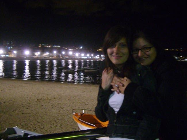 Lesbicanariadas: De vacaciones con mi hermana