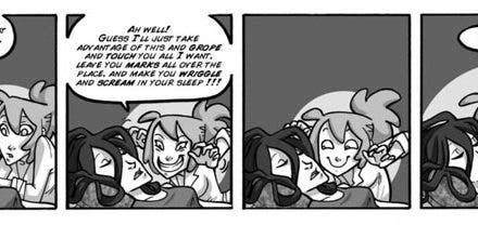 Go Get a Roomie una tira cómica que no te puedes perder