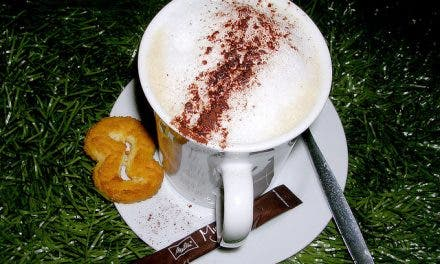 Gracias por los cafés enero 2011