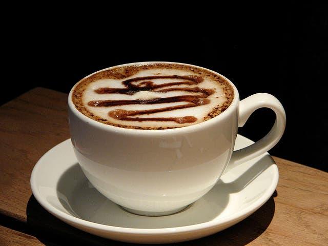 Gracias por los cafés febrero del 2011
