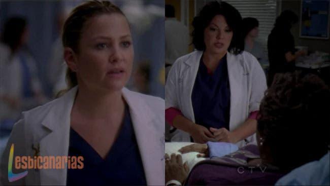 Callie y Arizona resumen de episodio 7×15 y 7×16