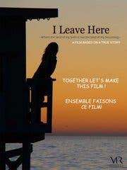 I Leave Here: Nuevo proyecto de película lésbica