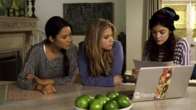 Pretty Little Liars resumen de episodio 1×15