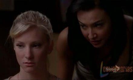 Santana es lesbiana dicen los escritores de Glee