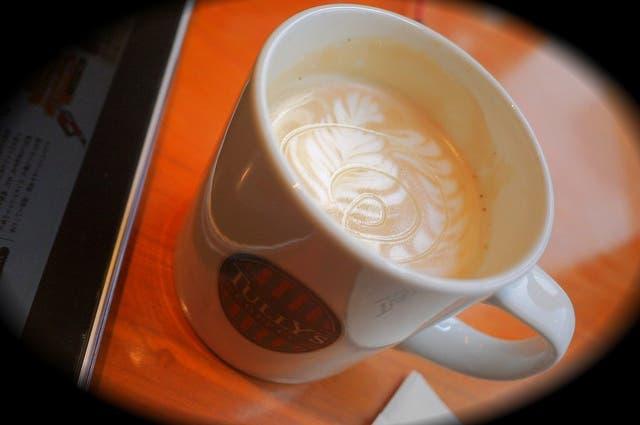 Gracias por los cafés marzo de 2011