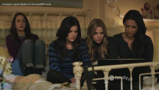 Pretty Little Liars resumen de episodio 1×22
