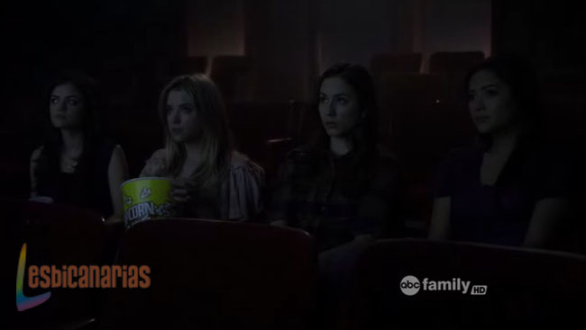 Pretty Little Liars resumen de episodio 2×03 «My Name is Trouble»